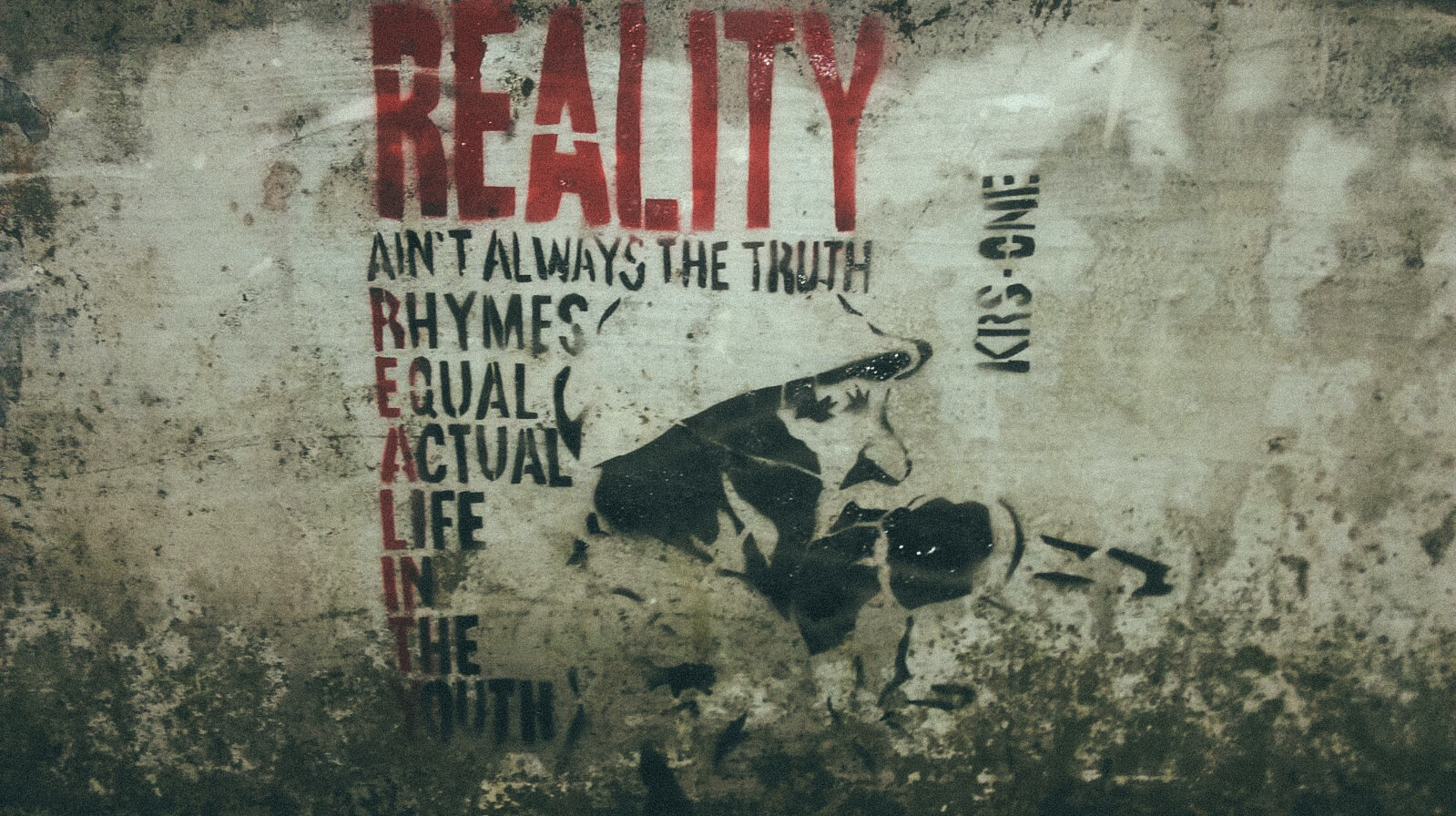 reality by small axe