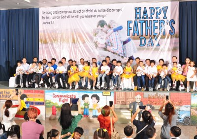 PS: Father's Day Program On December 1, 2017