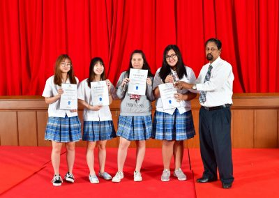 School tour video competition on October 31, 2018