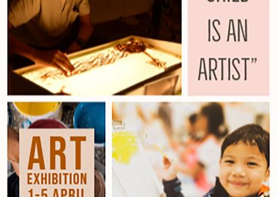RAIS Annual Art Exhibition