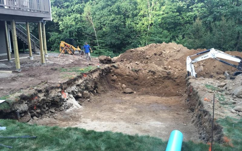 pool-excavation-windham-nh