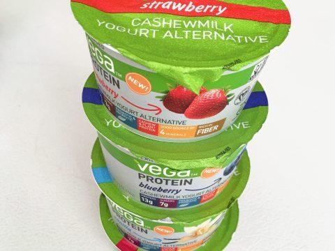 Vega Yogurt Stack