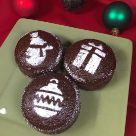 Gingerbread Cake by The Allergy Chef