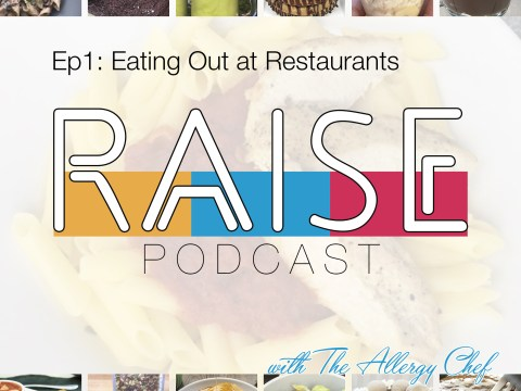 RAISE Podcast Episoode 1 Cover