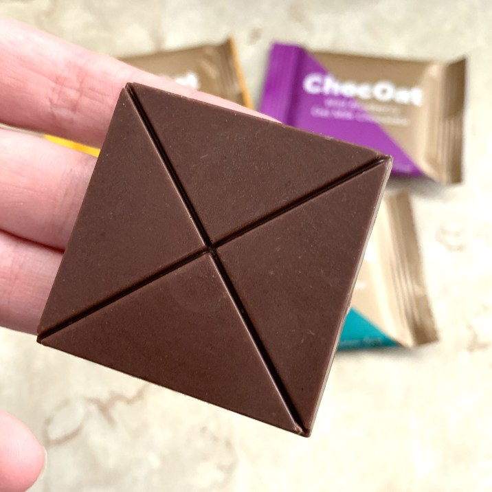 Goodio Chocolate Square by The Allergy Chef