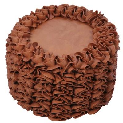 Gluten Free, Corn Free, Top 8 Free, Vegan Chocolate Cake by The Allergy Chef