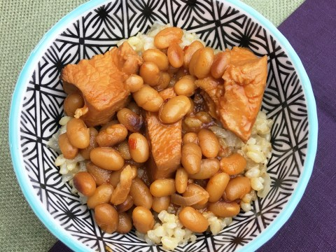 BBQ Chicken n Beans by The Allergy Chef