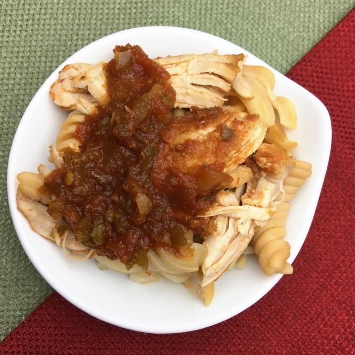 Salsa Pork Recipe by The Allergy Chef