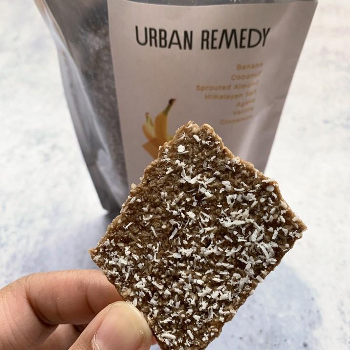 Urban Remedy Banana Brittle