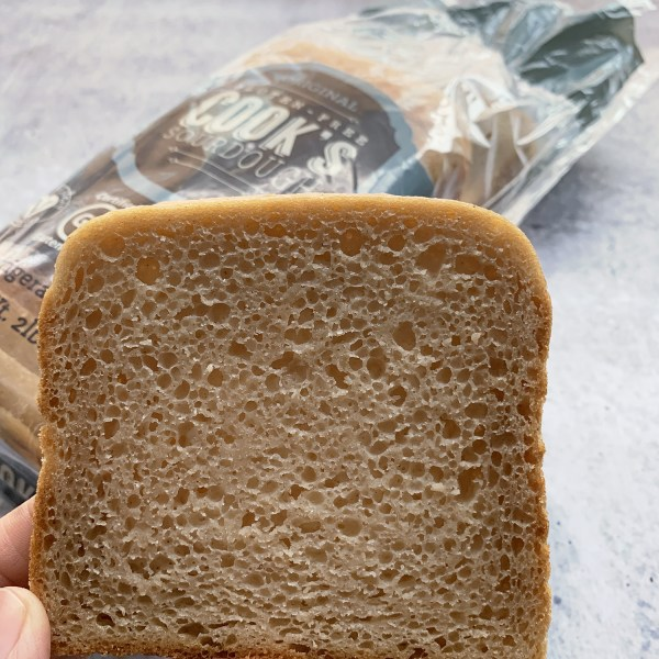 Cook's Gluten Free Sourdough Bread