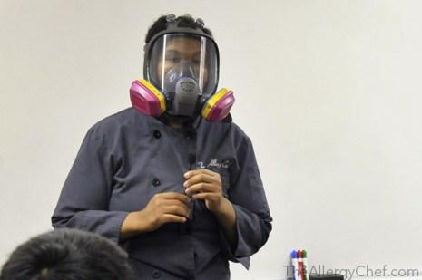 The Allergy Chef Speaking