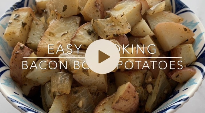 Bacon Bomb Potatoes by The Allergy Chef