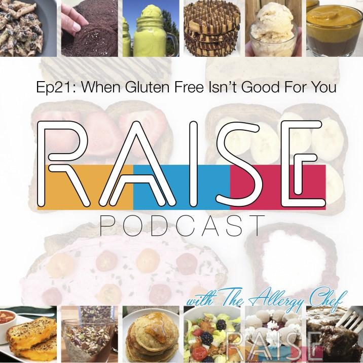 RAISE Podcast Cover