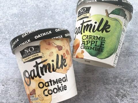 So Delicious Oat Milk Ice Cream by The Allergy Chef
