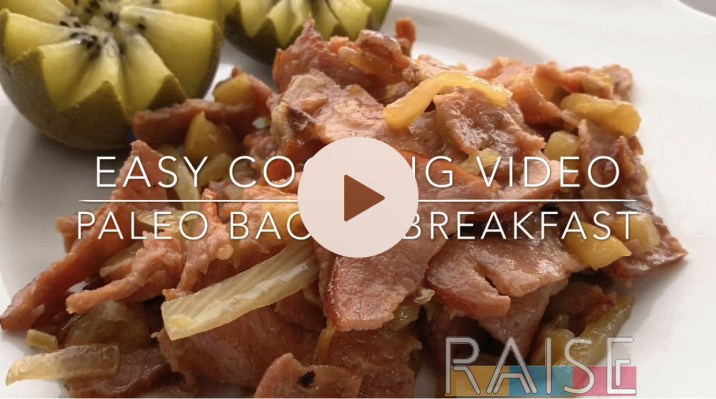Paleo Bacon & Apple by The Allergy Chef