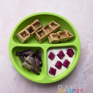Waffle Toddler Meal by The Allergy Chef
