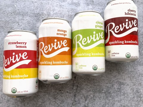 Revive Kombucha by The Allergy Chef