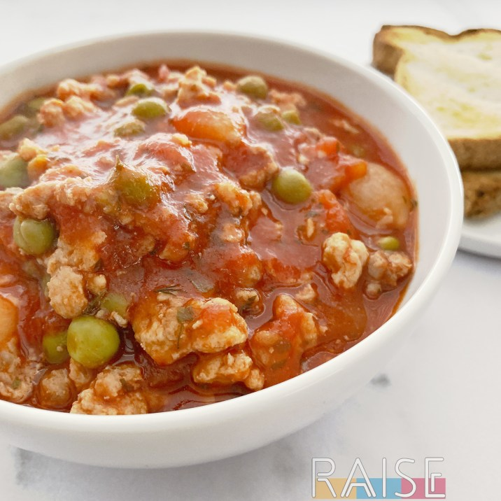 Allium & Meat Sauce Recipe by The Allergy Chef