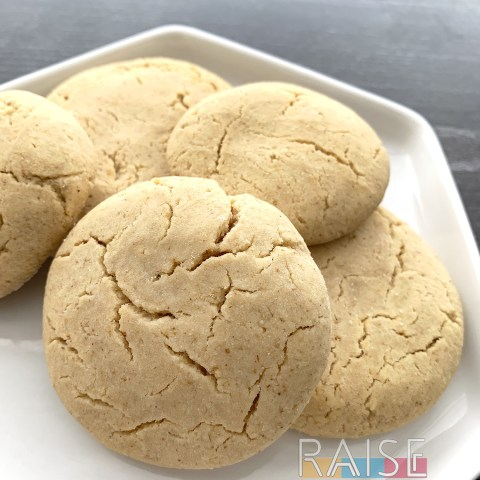 Gluten Free, Corn Free, Yeast Free, Seed Free Bread Rolls by The Allergy Chef