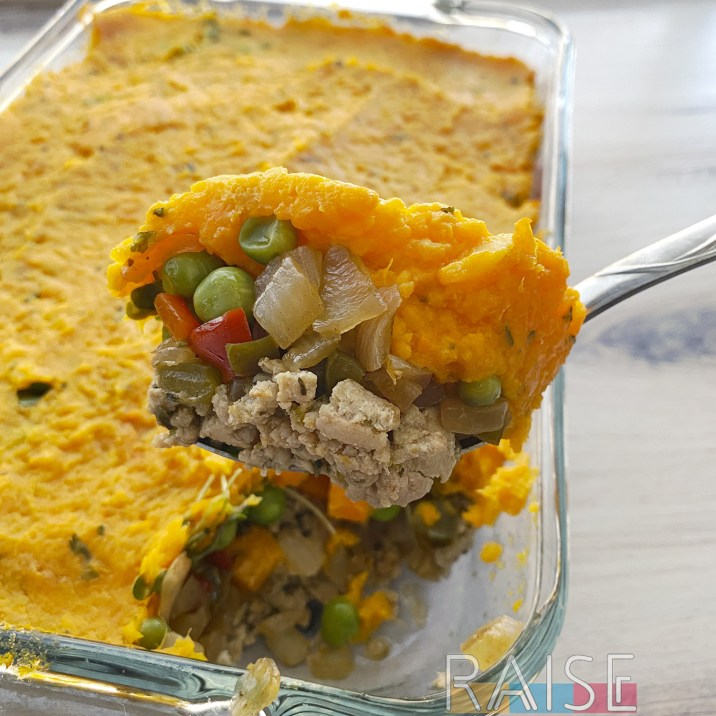 Faux Shepherd's Pie Recipe by The Allergy Chef