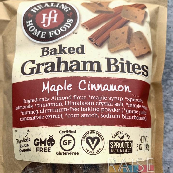 Healing Home Foods Maple Cinnamon Bites