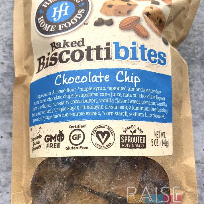 Healing Home Foods Chocolate Chip Bites