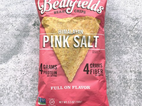 Beanfield's Pink Salt Chips by The Allergy Chef