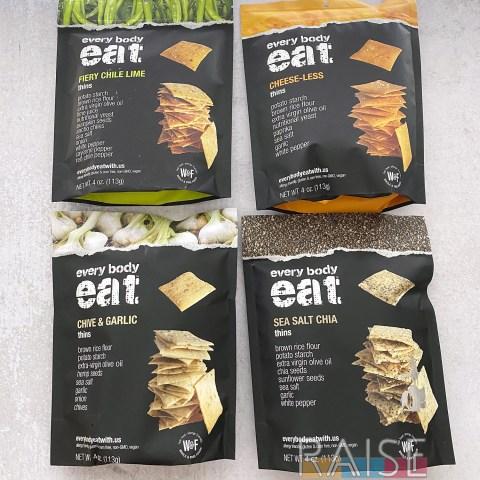 Everybody Eat Crackers