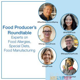 Expert Roundtable with The Allergy Chef