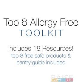 Top 8 Allergy Free Toolkit