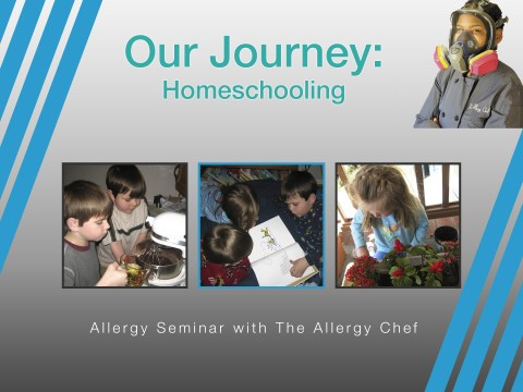 Allergy Seminar: Homeschooling