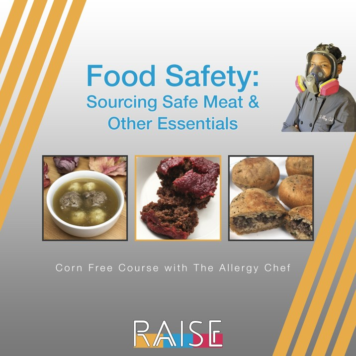 Corn Free Course: Sourcing Safe Meat & Other Essentials