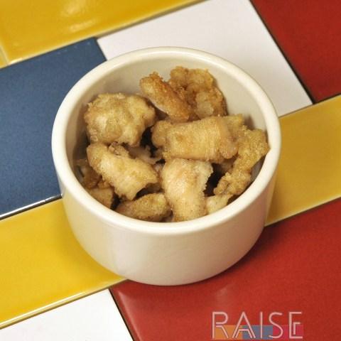 Gluten Free Popcorn Chicken by The Allergy Chef