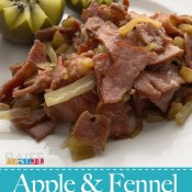 Apple & Fennel Keto Breakfast