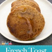 Corn Free, Yeast Free French Toast