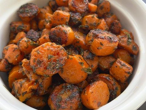 Top 8 Free Spiced Carrots by The Allergy Chef