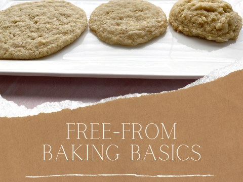 Free From Baking Basics: Introduction