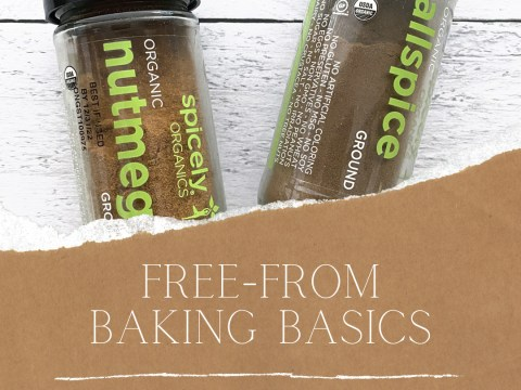 Free From Baking Basics: Flavoring Agents