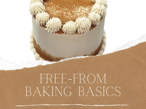 Free From Baking Basics: Decorating Cake