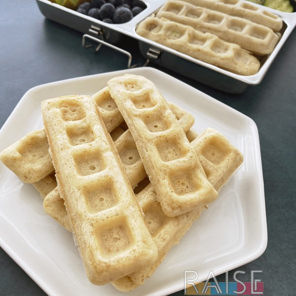 Gluten Free, Vegan, Top 9 Free Homemade Waffle Sandwiches by The Allergy Chef