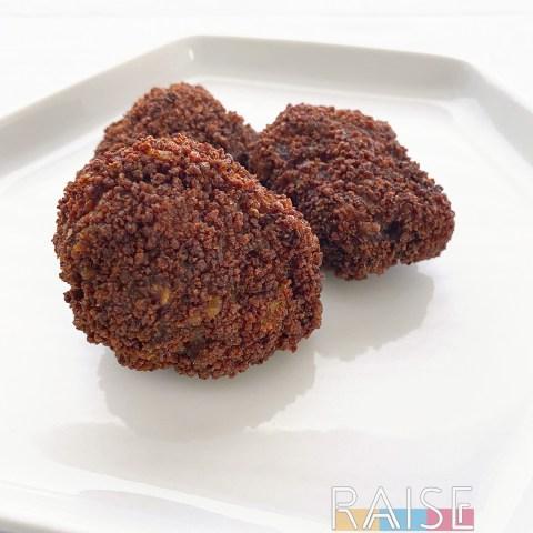 Gluten Free Pretzel Chicken Nuggets by The Allergy Chef
