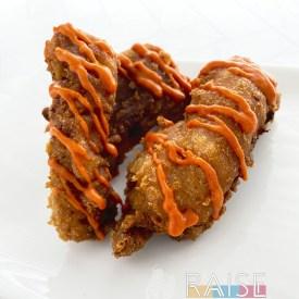 Gluten Free Fried Pork Strips by The Allergy Chef