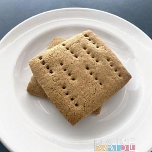 Grain Free, Corn Free Graham Cracker by The Allergy Chef