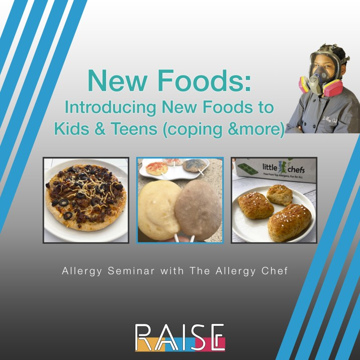 Allergy Seminar Introducing New Foods to Kids and Teens