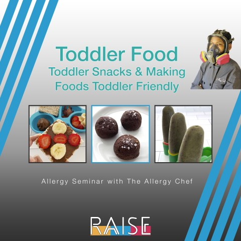 Allergy Seminar Toddler Foods and Snacks