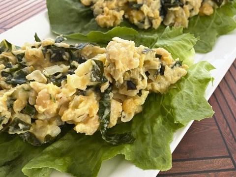 Vegan Mock-Tuna Salad by The Allergy Chef