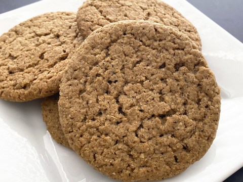 Gluten Free Coffee Cookies by The Allergy Chef