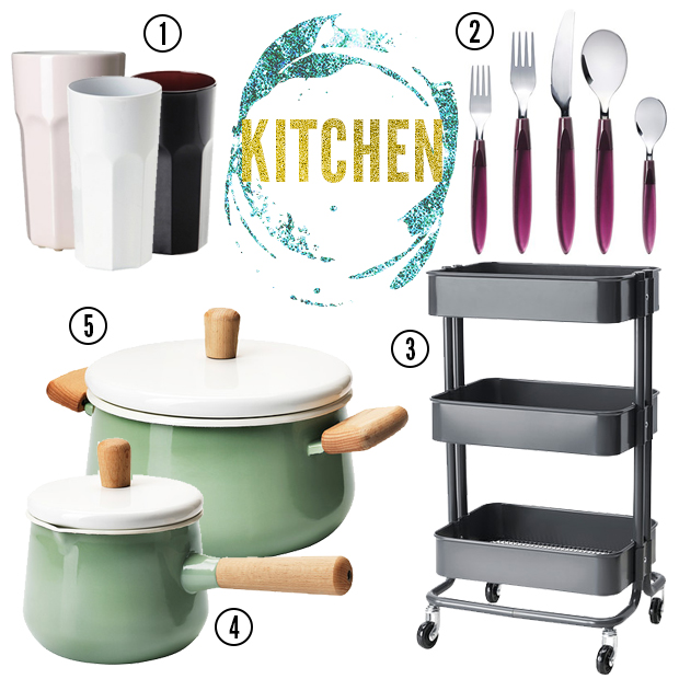 Raised by Design - 5 Favs at IKEA Right Now - Kitchen