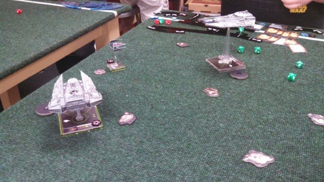 Decimator vs. Decimator as we head into the final rounds of the day