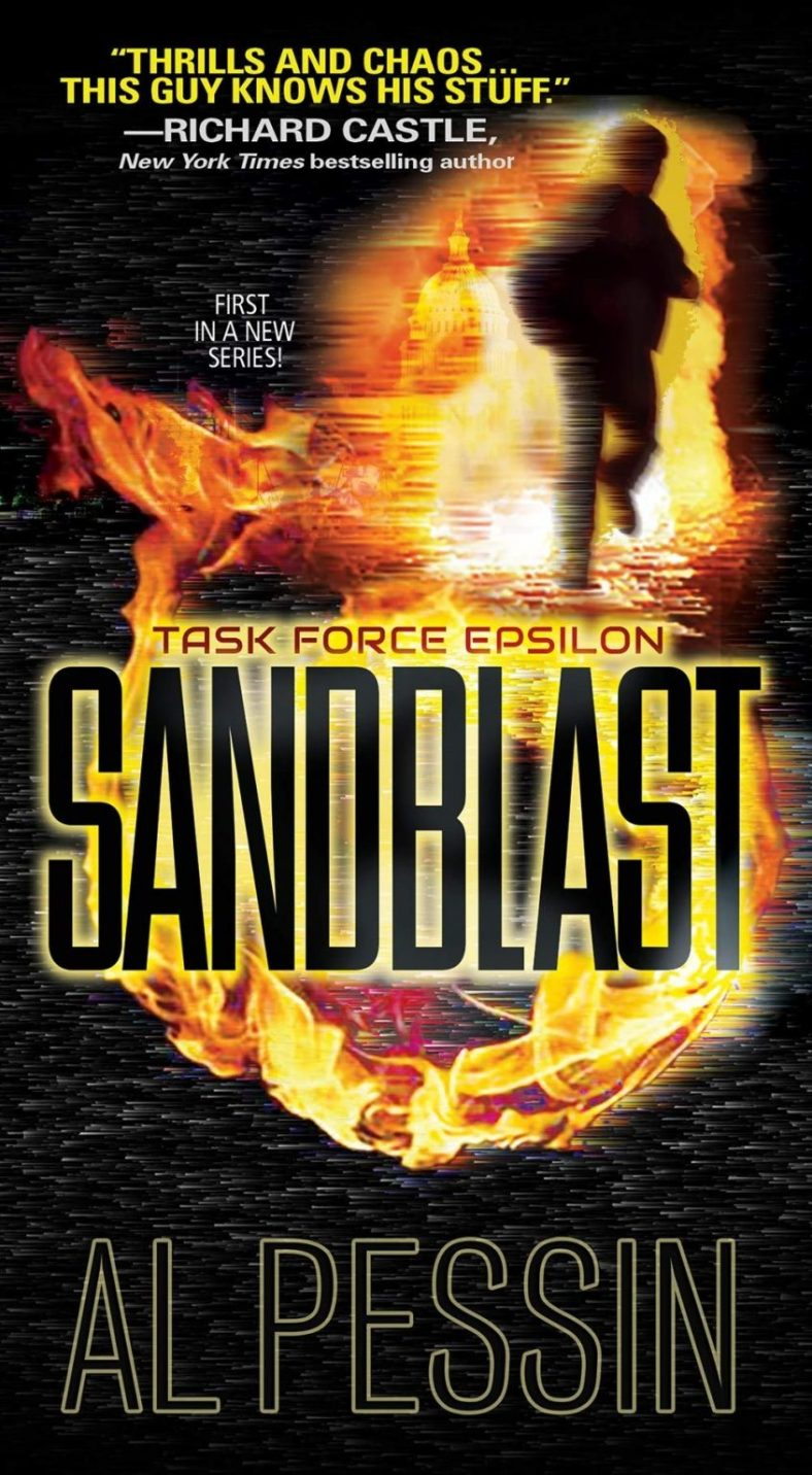 Sandblast, Task Force Epsilon thriller
